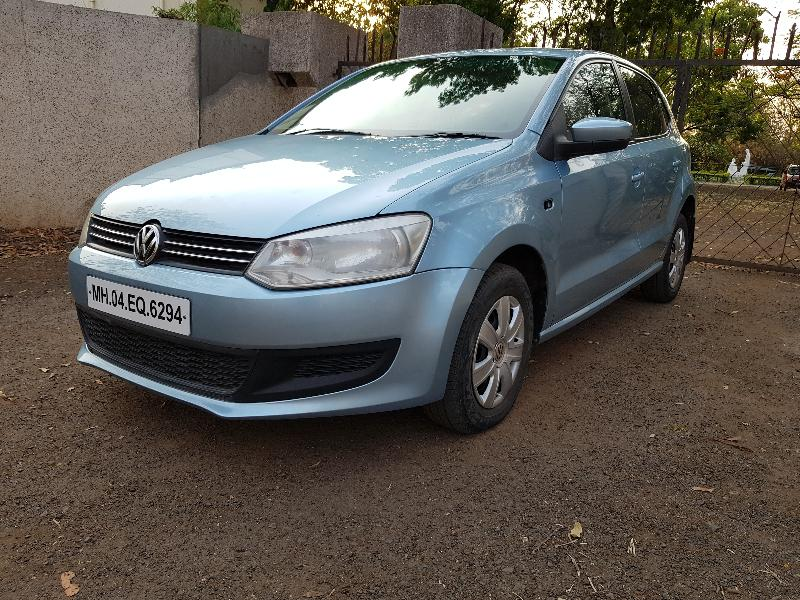 Used 2010 Volkswagen Polo Car In Pune
