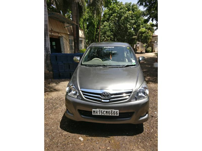 Used 2009 Toyota Innova Car In Nashik