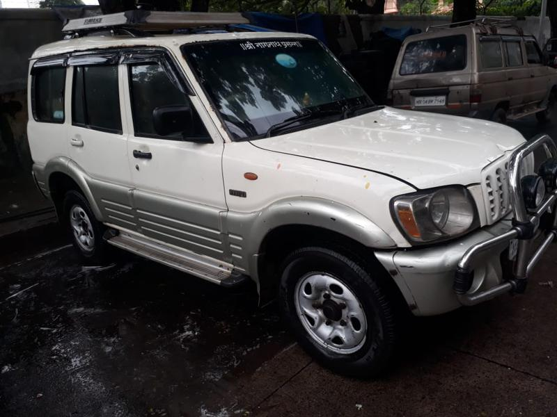 Used 2005 Mahindra Scorpio Car In Mumbai