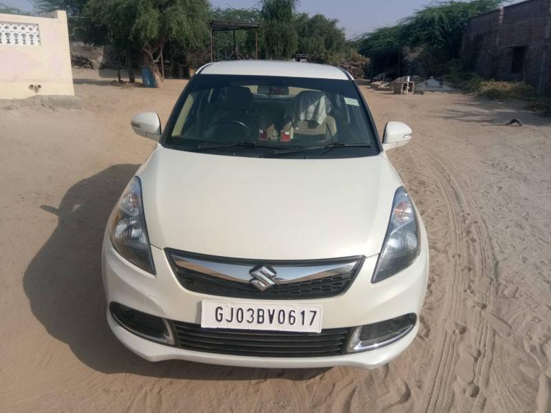 Used 2015 Maruti Suzuki Swift Dzire Car In Jodhpur