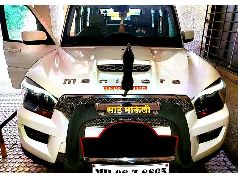 Used 2014 Mahindra Scorpio Car In Mumbai