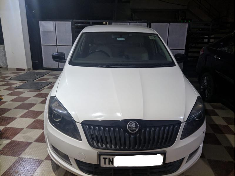 Used 2015 Skoda Rapid Car In Hosur