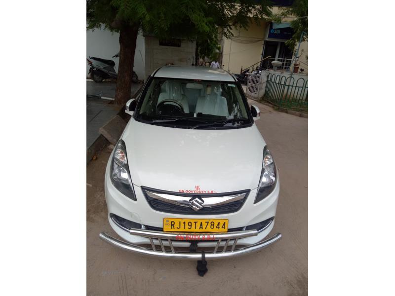Used 2017 Maruti Suzuki Dzire Car In Jodhpur
