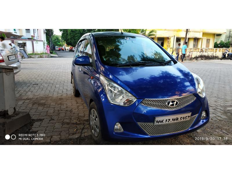 Used 2015 Hyundai Eon Car In Nagpur