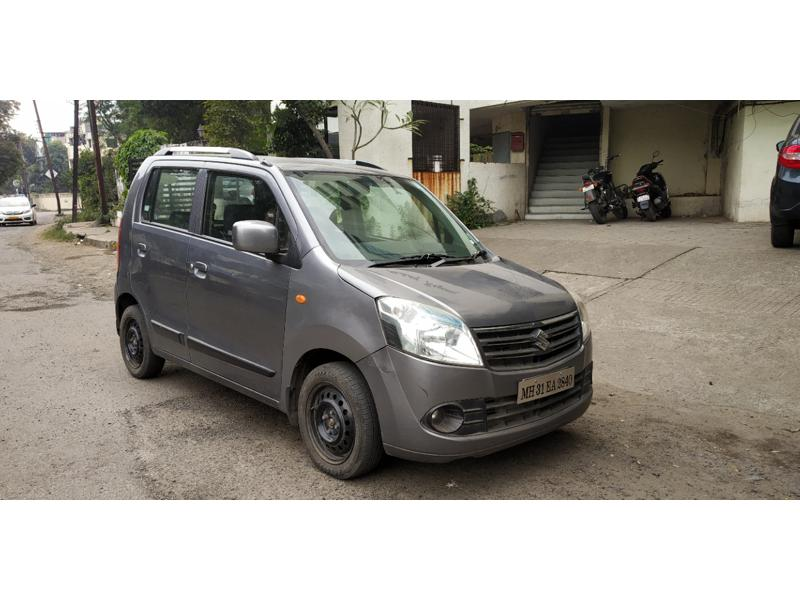 Used 2012 Maruti Suzuki Wagon R 1.0 Car In Nagpur