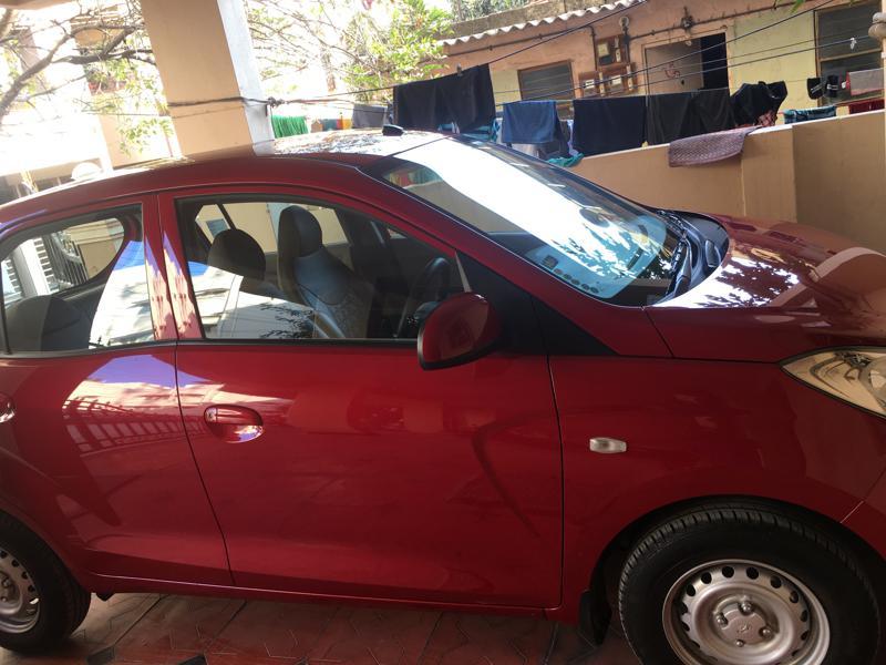 Used 2019 Hyundai Santro Car In Bangalore
