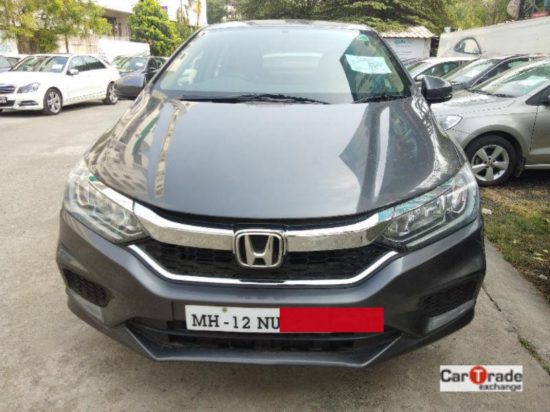 Used 2017 Honda City Car In Pune