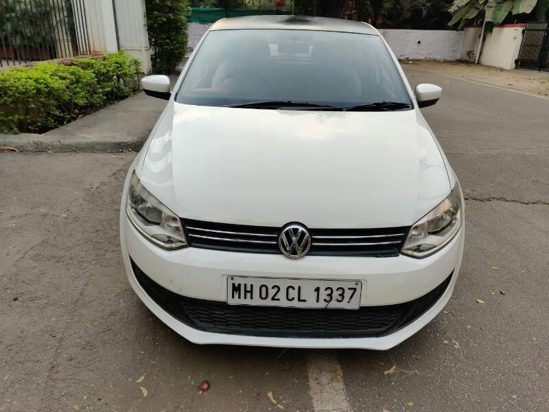 Used 2012 Volkswagen Polo Car In Pune