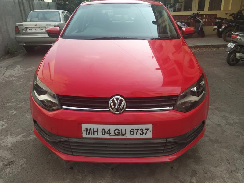 Used 2015 Volkswagen Polo Car In Pune