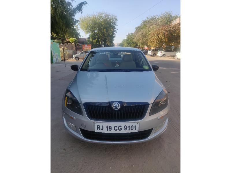 Used 2016 Skoda Rapid Car In Jodhpur