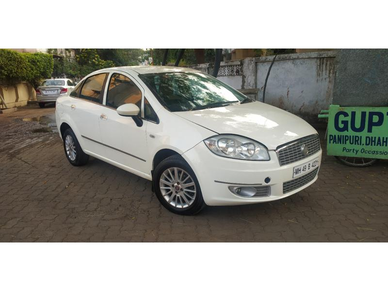 Used 2013 Fiat Linea Car In Nagpur