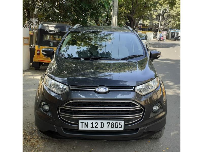 Used 2014 Ford EcoSport Car In Chennai