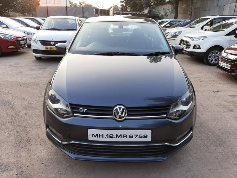 Used 2016 Volkswagen Polo Car In Pune