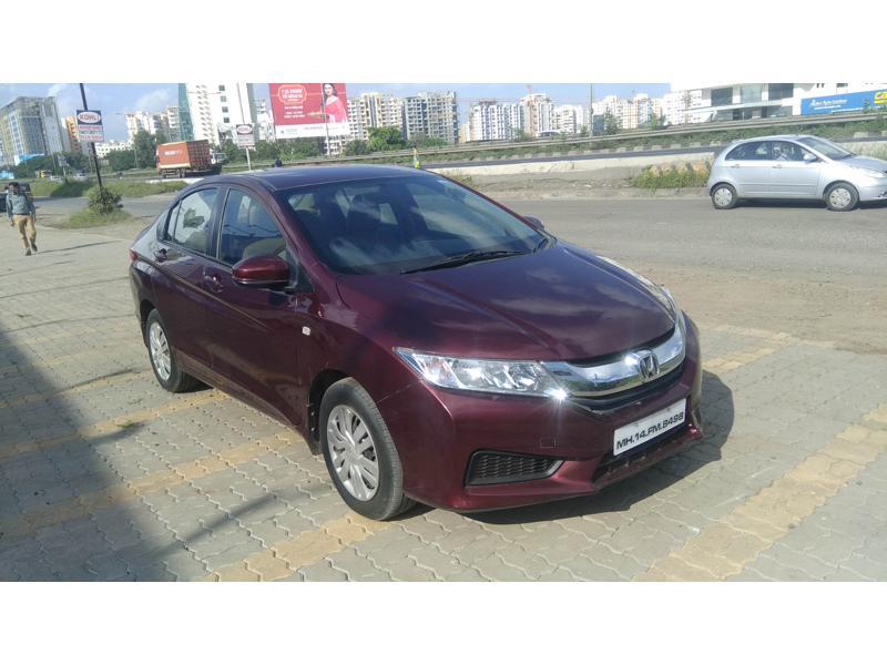 Used 2016 Honda City Car In Pune