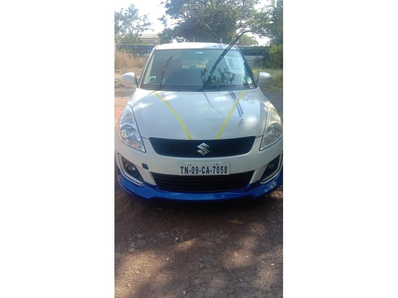 Used 2015 Maruti Suzuki Swift Car In Chennai