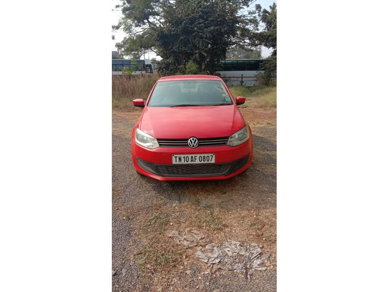 Used 2012 Volkswagen Polo Car In Chennai