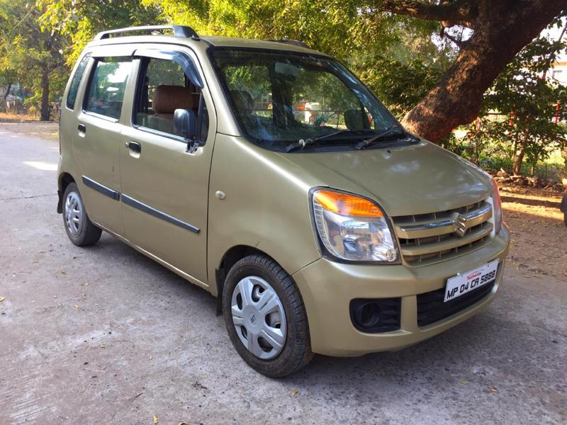 Used 2006 Maruti Suzuki Wagon R Car In Bhopal