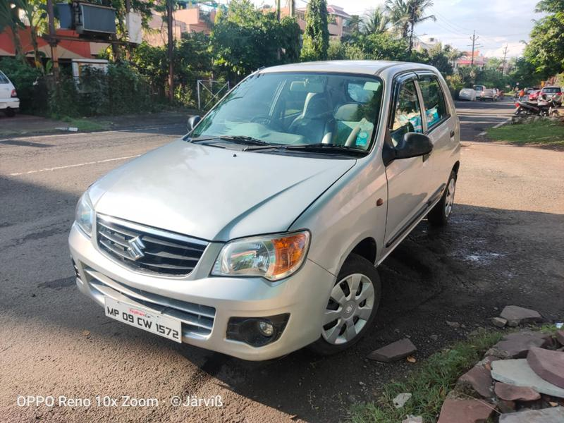 Used 2012 Maruti Suzuki Alto K10 Car In Bhopal