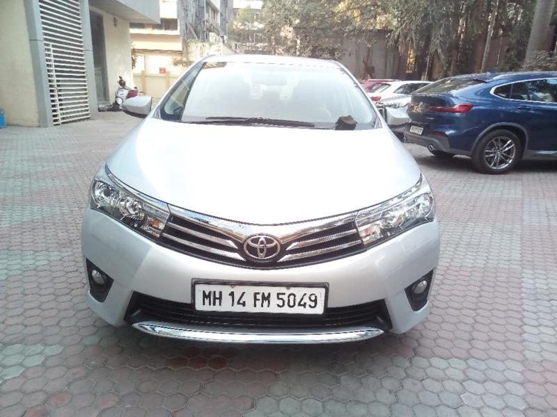 Used 2016 Toyota Corolla Altis Car In Mumbai