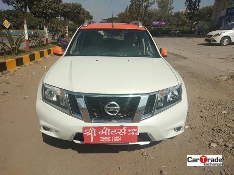 Used 2014 Nissan Terrano Car In Ratlam