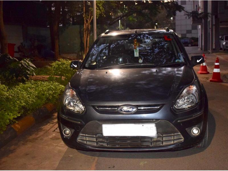 Used 2012 Ford Figo Car In Bangalore