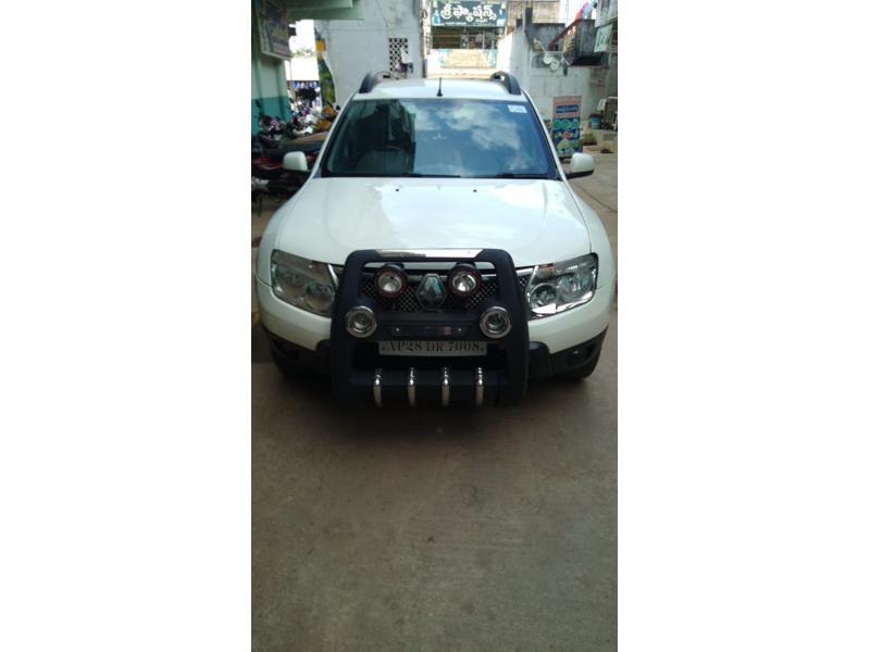 Used 2012 Renault Duster Car In Eluru