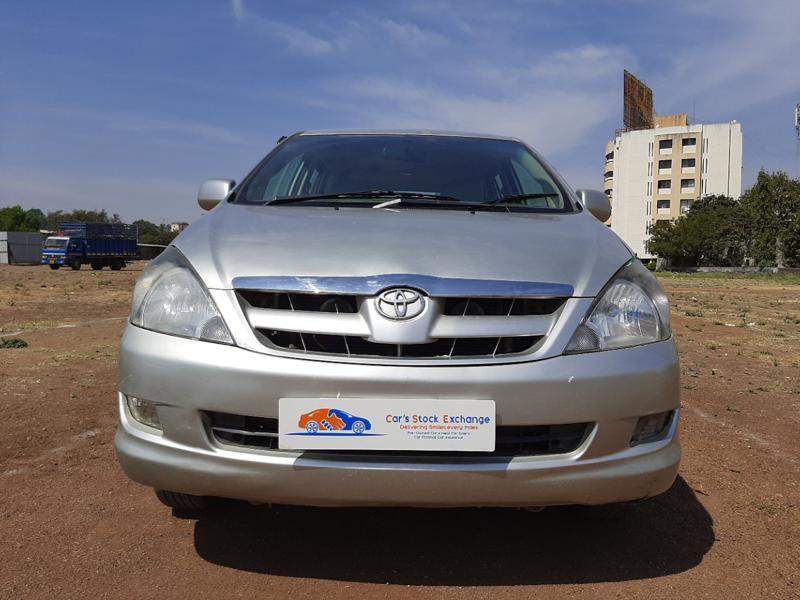 Used 2008 Toyota Innova Car In Nashik