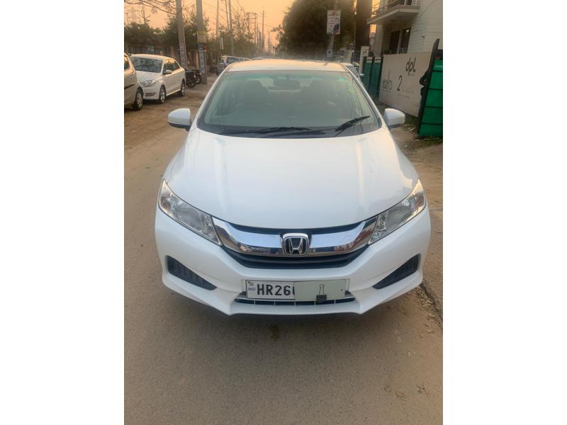 Used 2014 Honda City Car In Gurgaon