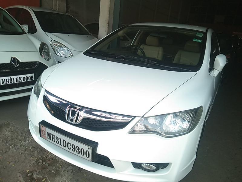 Used 2010 Honda Civic Car In Nagpur