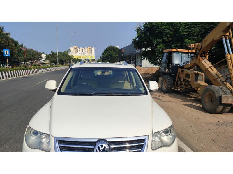 Used 2010 Volkswagen Touareg Car In Chennai