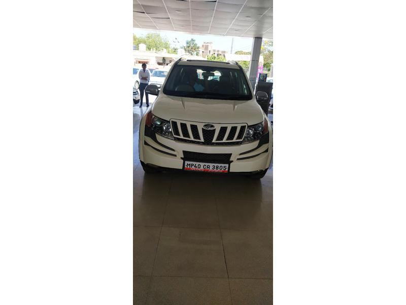 Used 2015 Mahindra XUV500 Car In Sehore