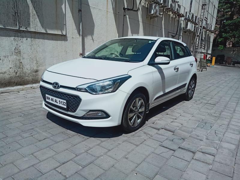 Used 2015 Hyundai Elite i20 Car In Thane