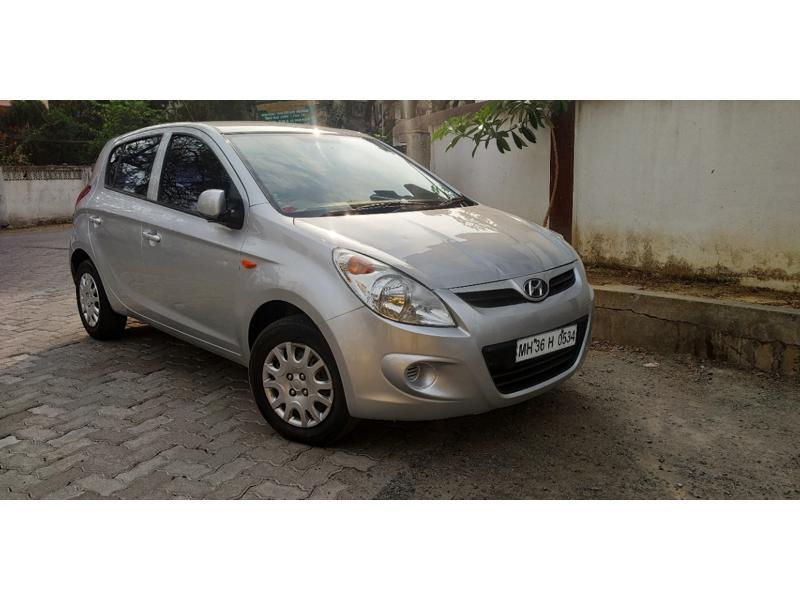 Used 2009 Hyundai i20 Car In Nagpur