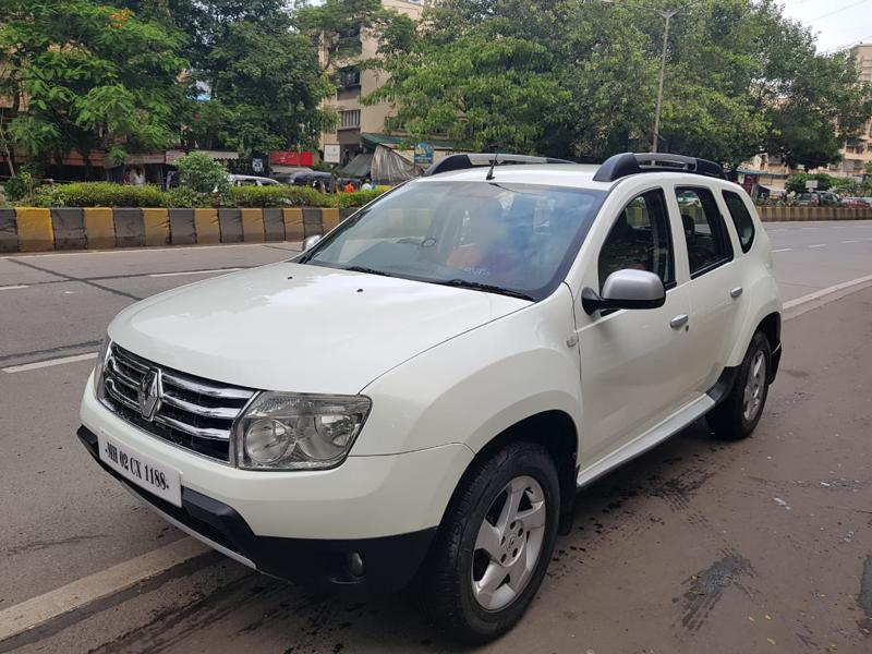 Used 2012 Renault Duster Car In Mumbai
