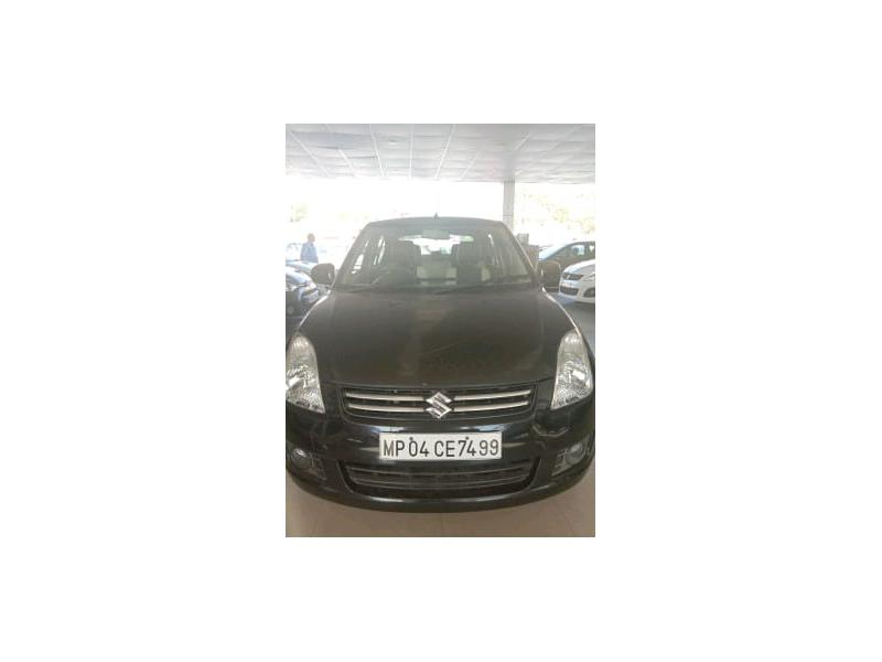 Used 2009 Maruti Suzuki Swift Dzire Car In Vidisha