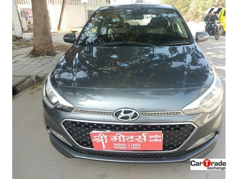 Used 2017 Hyundai Elite i20 Car In Ratlam