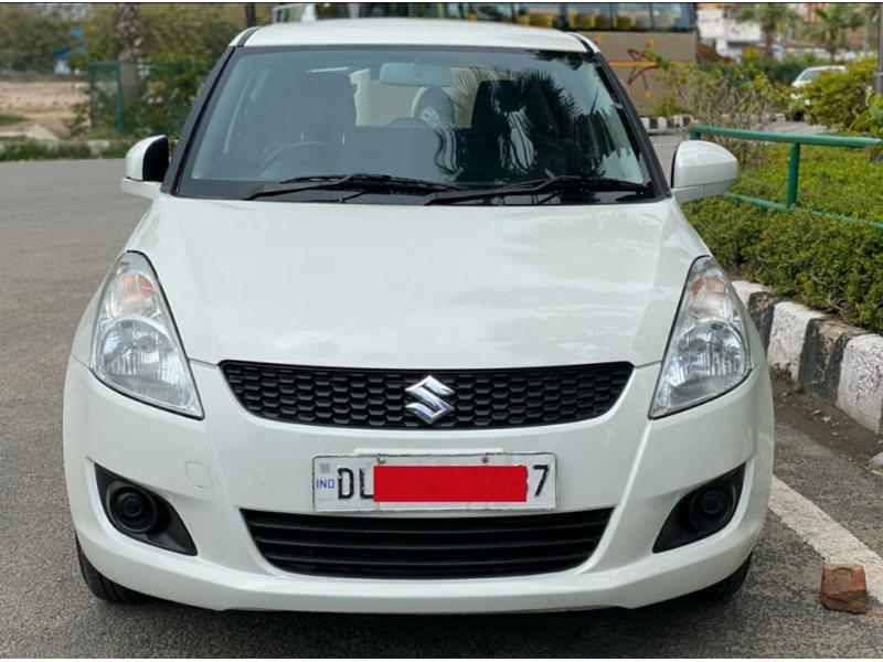 Used 2012 Maruti Suzuki Swift Car In New Delhi