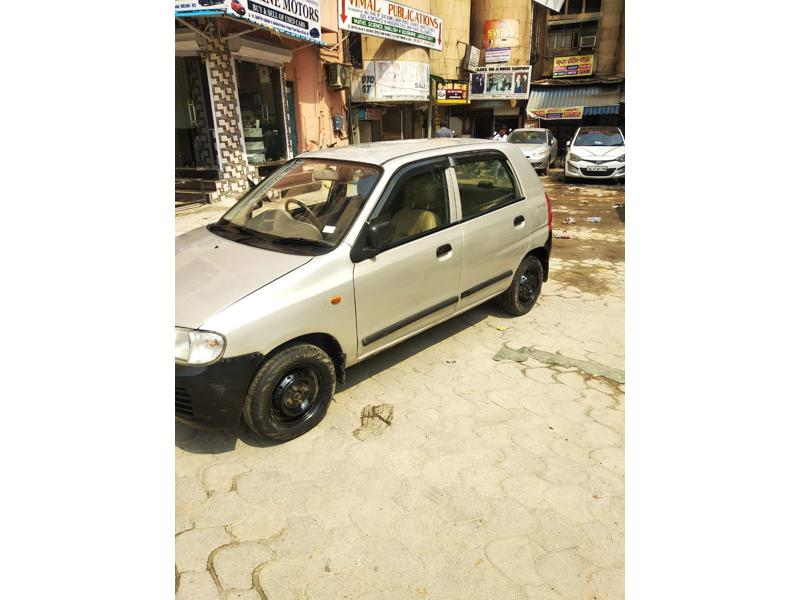 Used 2010 Maruti Suzuki Alto Car In New Delhi