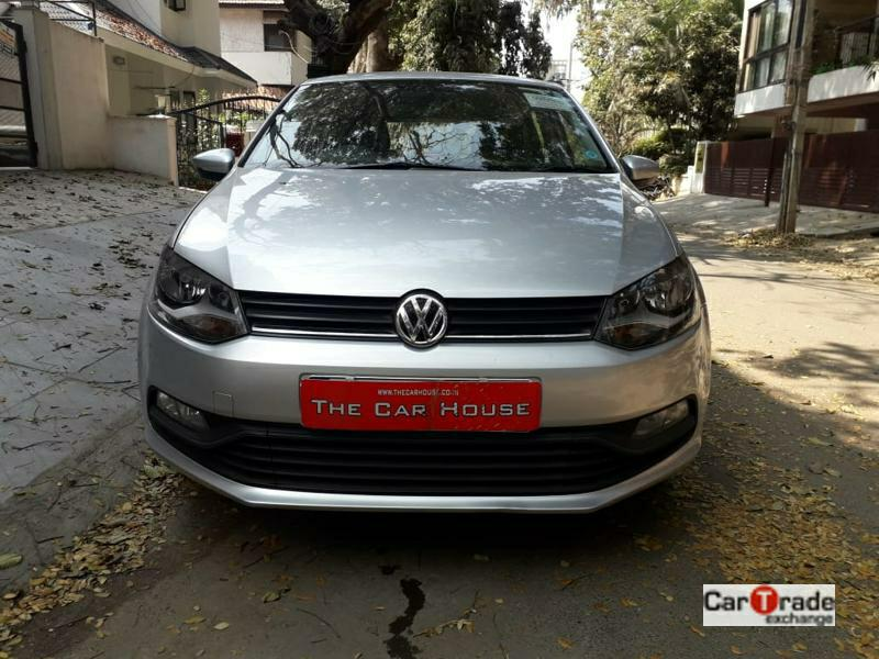 Used 2017 Volkswagen Polo Car In Bangalore