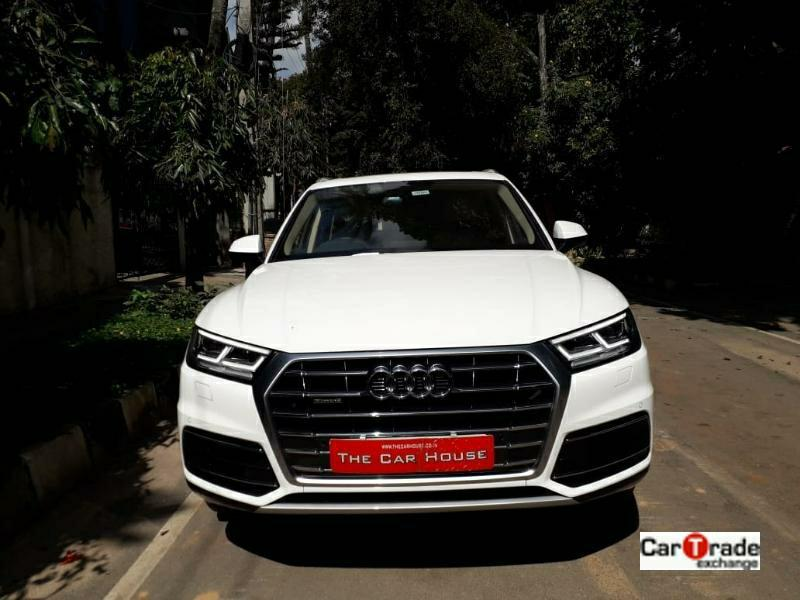 Used 2019 Audi Q5 Car In Bangalore