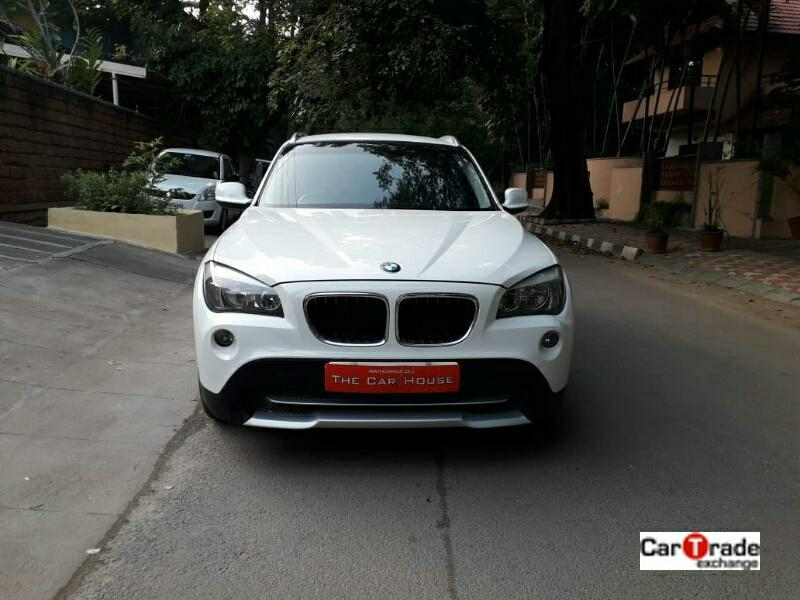 Used 2011 BMW X1 Car In Bangalore