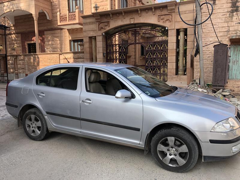 Used 2008 Skoda Laura Old Car In Jodhpur