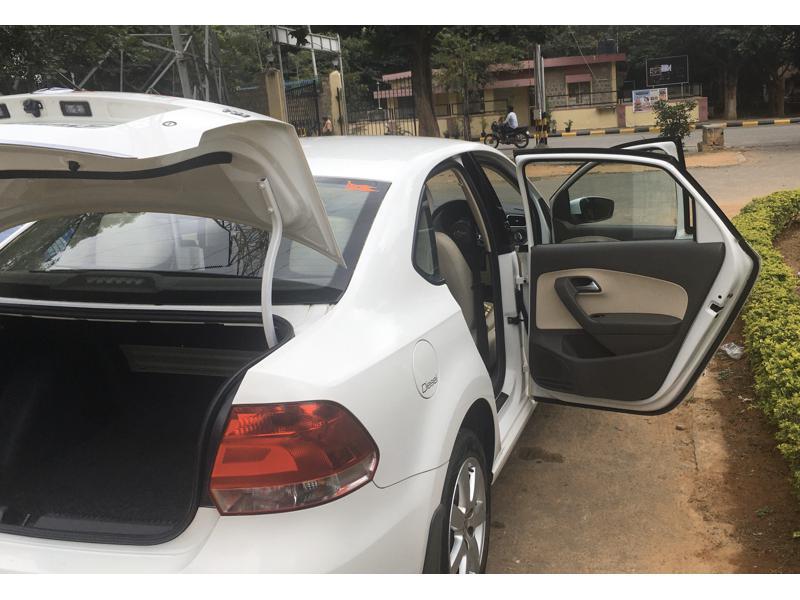 Used 2014 Volkswagen Vento Car In Bangalore