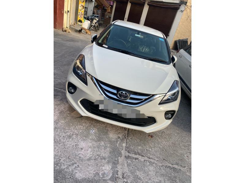 Used 2019 Toyota Glanza Car In Patiala