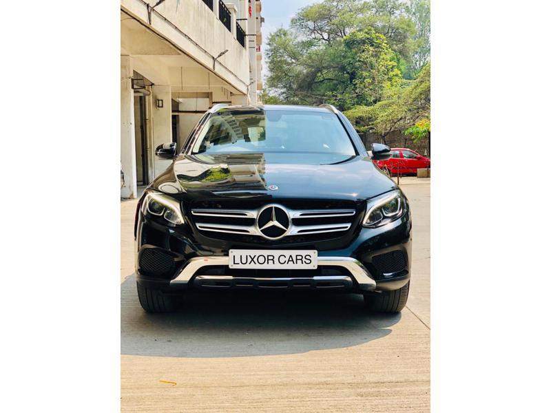 Used 2018 Mercedes Benz GLC Car In Pune
