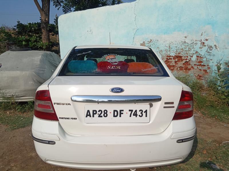 Used 2010 Ford Fiesta Car In Warangal