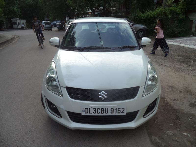 Used 2014 Maruti Suzuki Swift Car In New Delhi