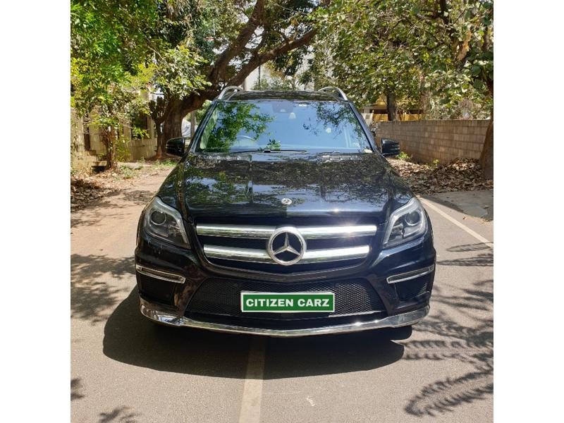 Used 2014 Mercedes Benz GL Car In Bangalore