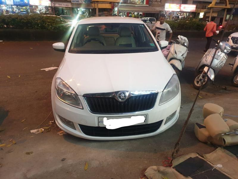 Used 2014 Skoda Rapid Car In Nashik