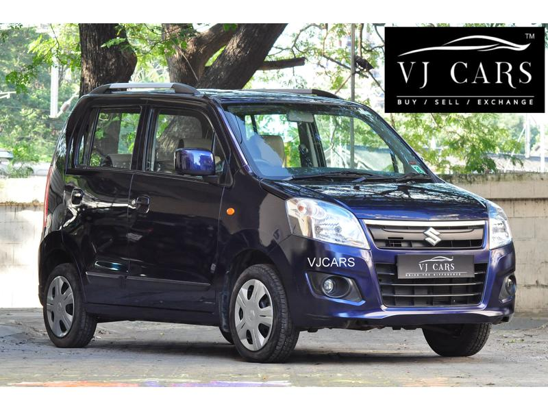 Used 2017 Maruti Suzuki Wagon R 1.0 Car In Chennai